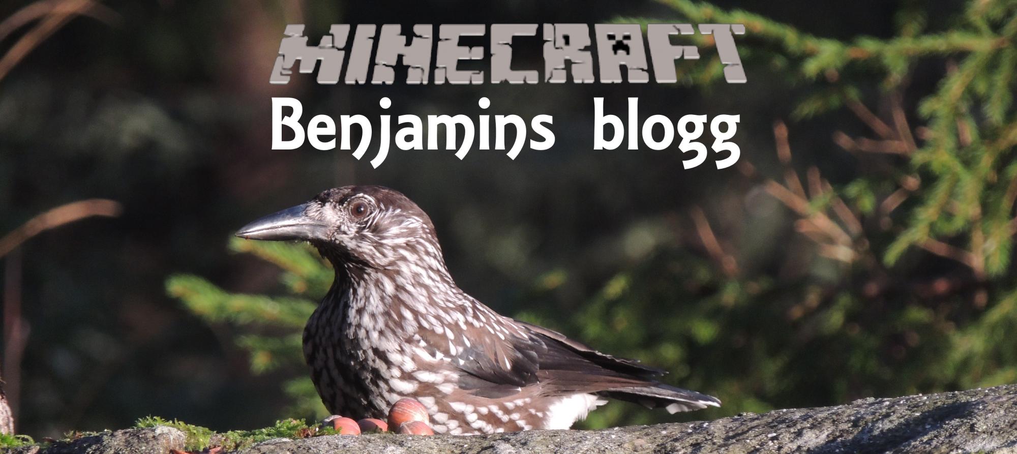 Benjamins blogg